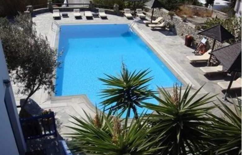 Vienoula's Garden  - Pool - 12