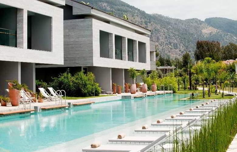 D-Resort Gocek - Pool - 21