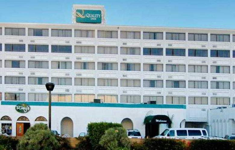 Quality Inn Airport / Sea World area - General - 3
