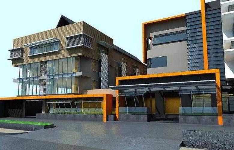 Anggrek Shopping Hotel - Hotel - 0