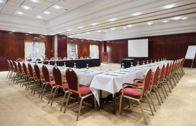 Crowne Plaza Bucharest - Conference - 16