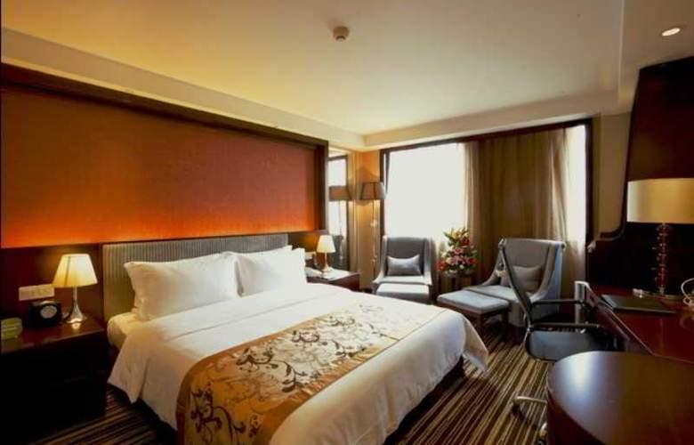 Leeden Hotel Chengdu - Room - 12