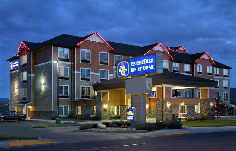 Best Western Peppertree Inn At Omak - Hotel - 24