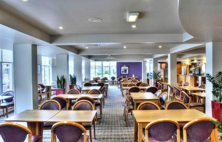 Holiday Inn Express Edinburgh Waterfront - Restaurant - 17