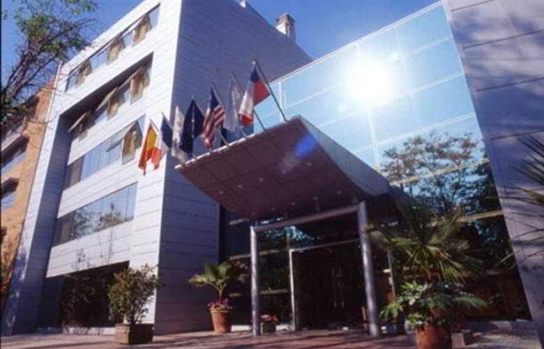 Eurotel Providencia - Hotel - 0