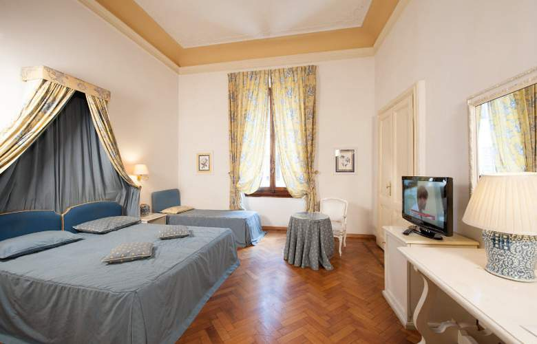 Palazzo Ruspoli - Room - 7