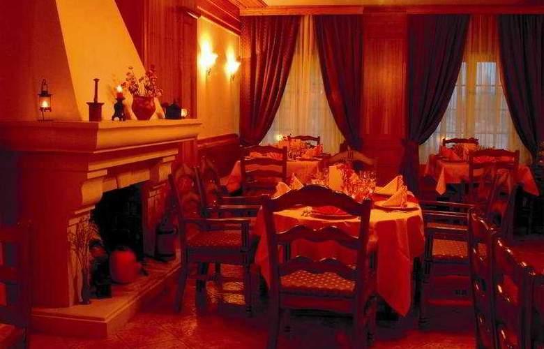 Best Western Bucovina Club de Munte - Restaurant - 3