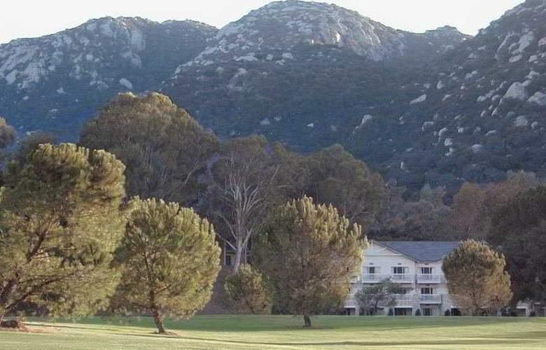 Temecula Creek Inn - Hotel - 0