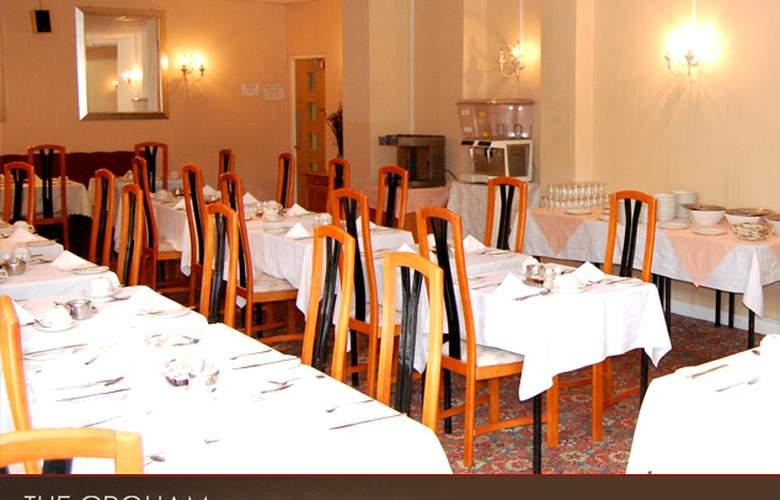 The Croham - Restaurant - 4