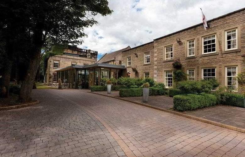 Best Western Mosborough Hall - Hotel - 68
