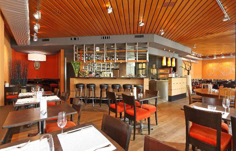 Geroldswil Swiss Quality Hotel - Restaurant - 11