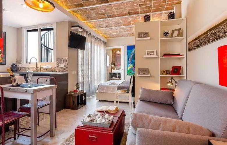 Urban District - Vintage Suites - Room - 5