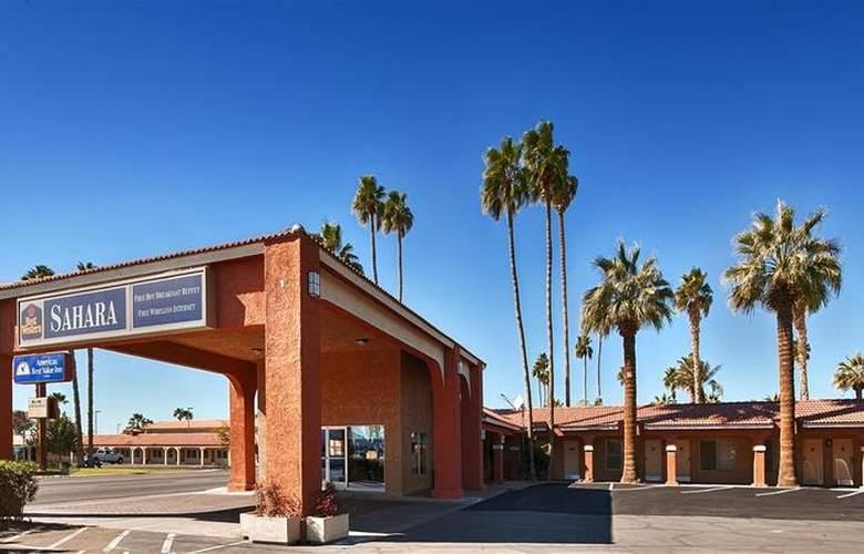 Best Western Sahara Motel - Hotel - 8