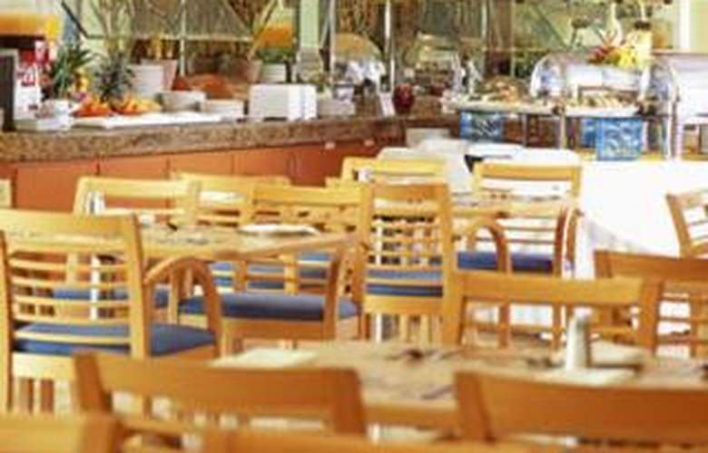 Real Inn Villahermosa - Restaurant - 9