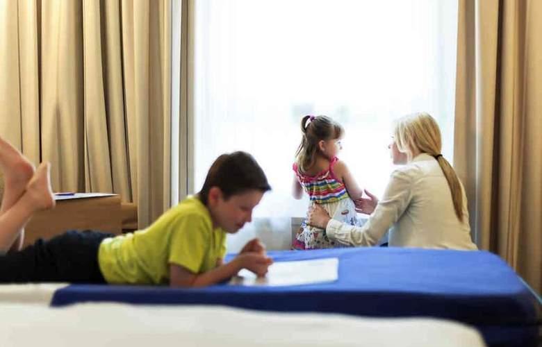 Novotel Geneve Centre - Hotel - 35