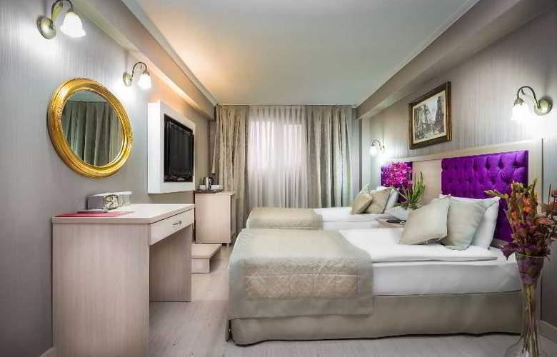 Osmanbey Fatih Hotel - Room - 12
