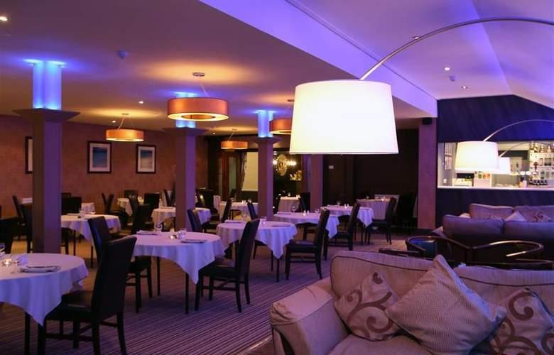 Best Western Dryfesdale - Restaurant - 385