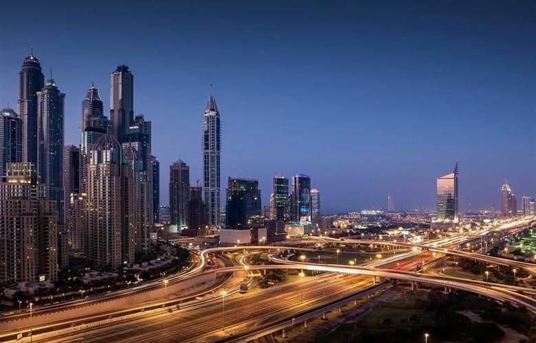 Pullman Dubai Jumeirah Lakes Towers - Hotel - 2