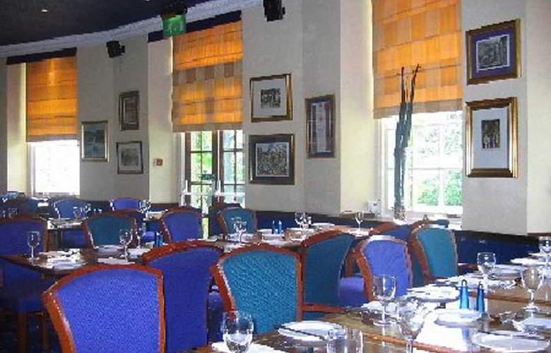Ellersly House - Restaurant - 6