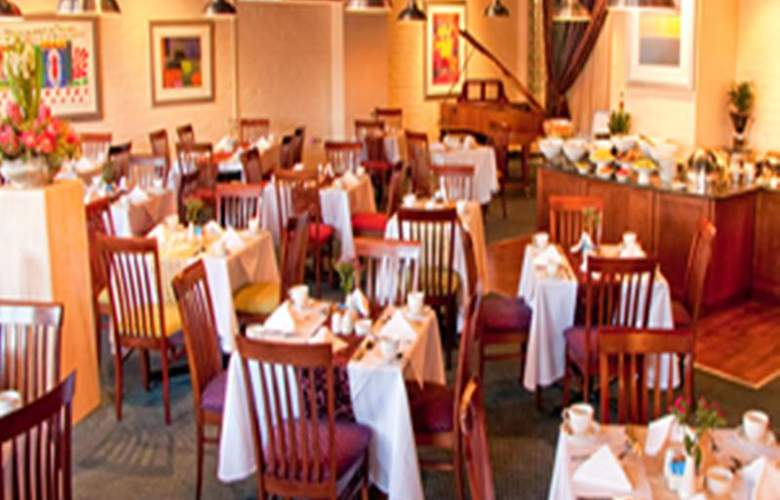 Cape Town Lodge Hotel - Restaurant - 26
