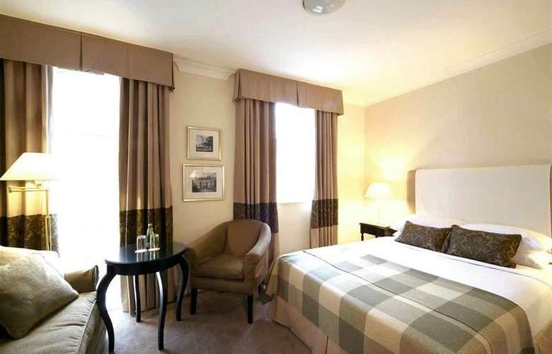 Mercure Brandon Hall Hotel & Spa - Room - 55