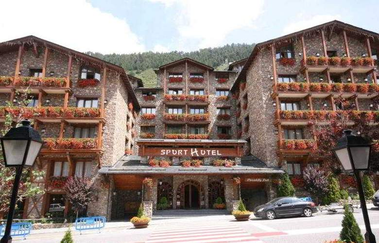 Sport Hotel - General - 1