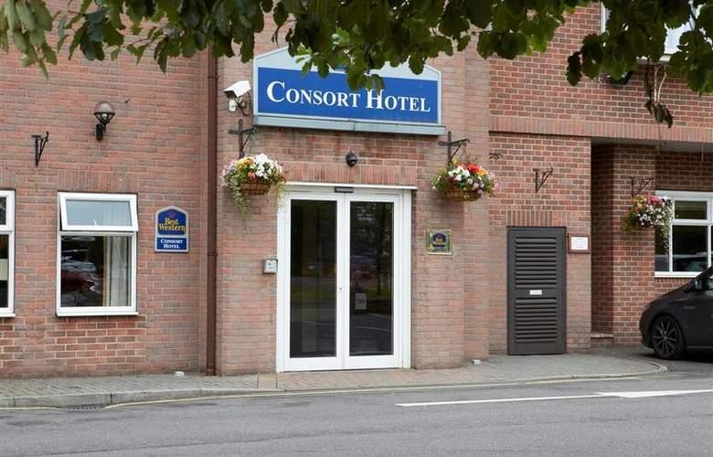 Best Western Consort Hotel - Hotel - 49