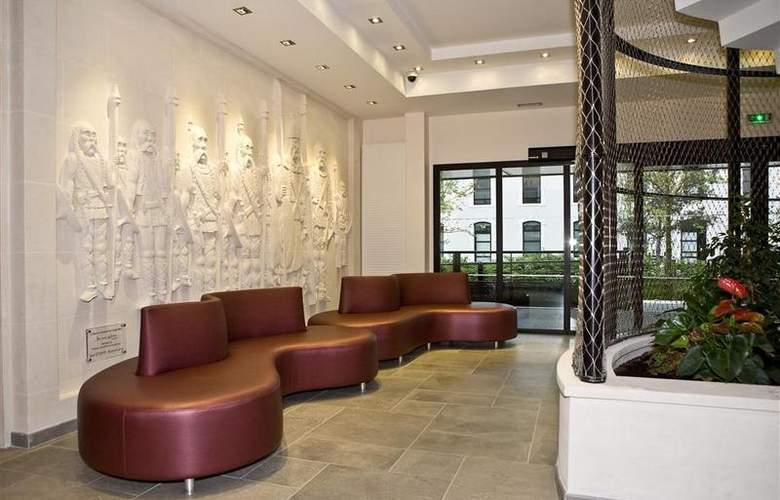 Best Western Hotel Des Francs - General - 15