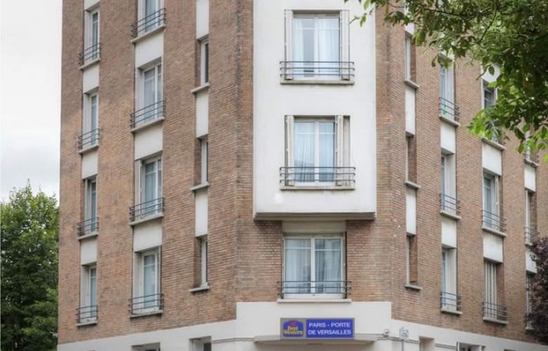 Best Western Paris Porte de Versailles - Hotel - 0
