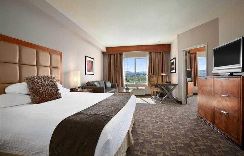 Best Western Peppertree Inn At Omak - Hotel - 10