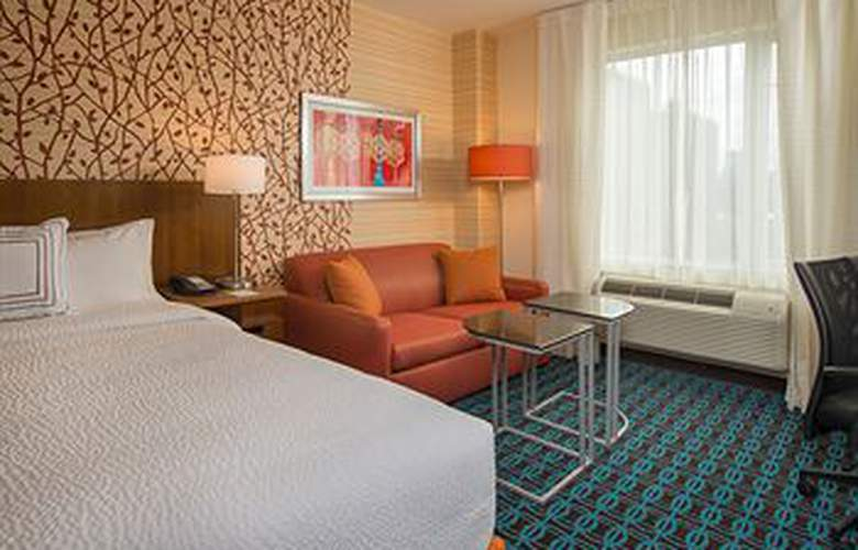 Fairfield Inn & Suites New York Manhattan/Downtown East - Room - 7