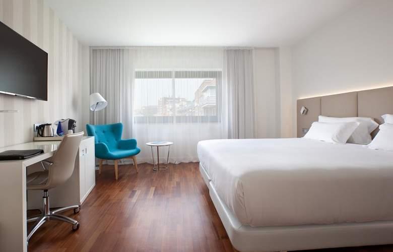NH Madrid Ventas - Room - 5