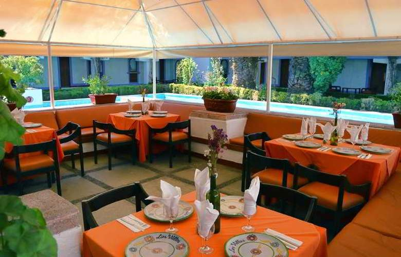 Villas Arqueologicas Teotihuacan - Restaurant - 29