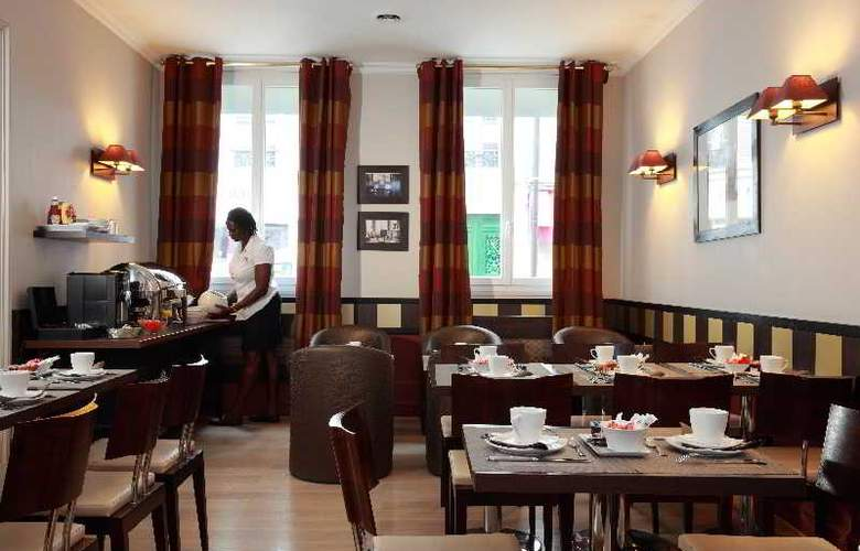 Haussmann Saint Augustin - Restaurant - 5