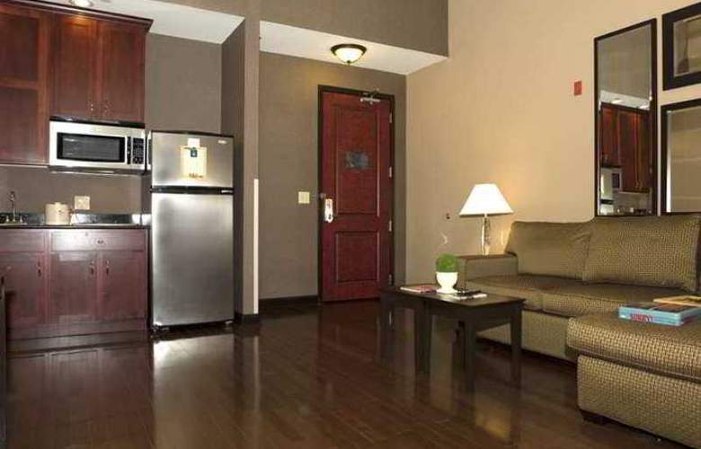 Homewood Suites by Hilton Indianapolis-Dwntow - Hotel - 11