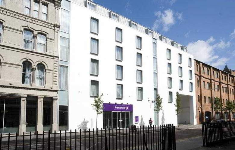 Premier Inn Belfast City Cathedral Quarter - Hotel - 0