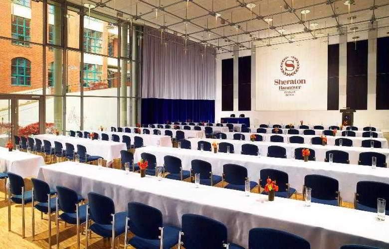 Sheraton Hannover Pelikan - Conference - 17