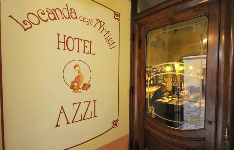 Azzi Locande degli Artisti - Hotel - 0