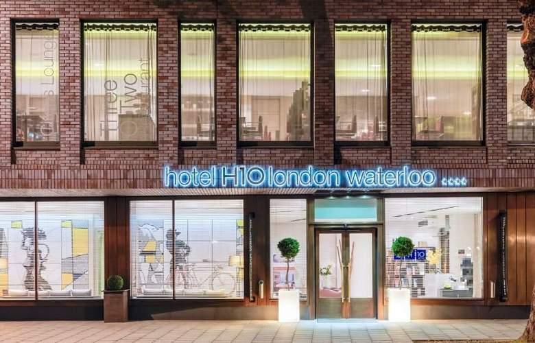 H10 London Waterloo - Hotel - 7