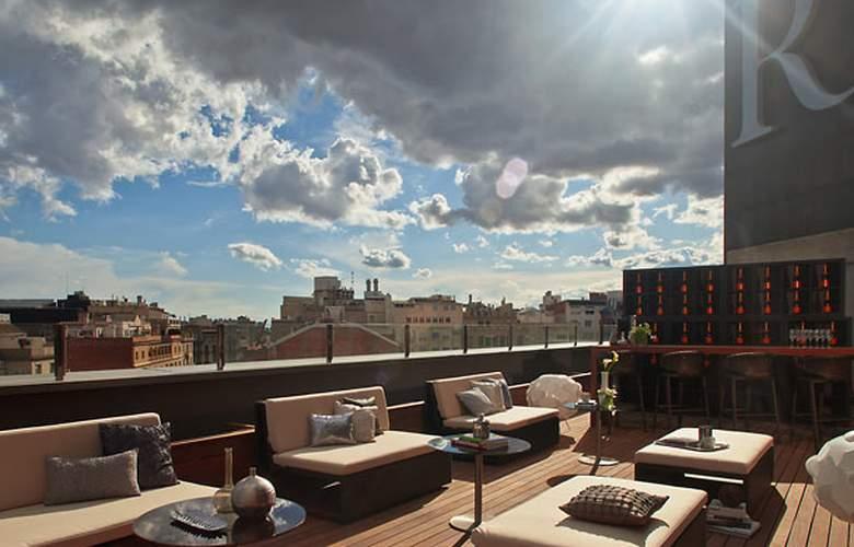 Renaissance Barcelona - Terrace - 6