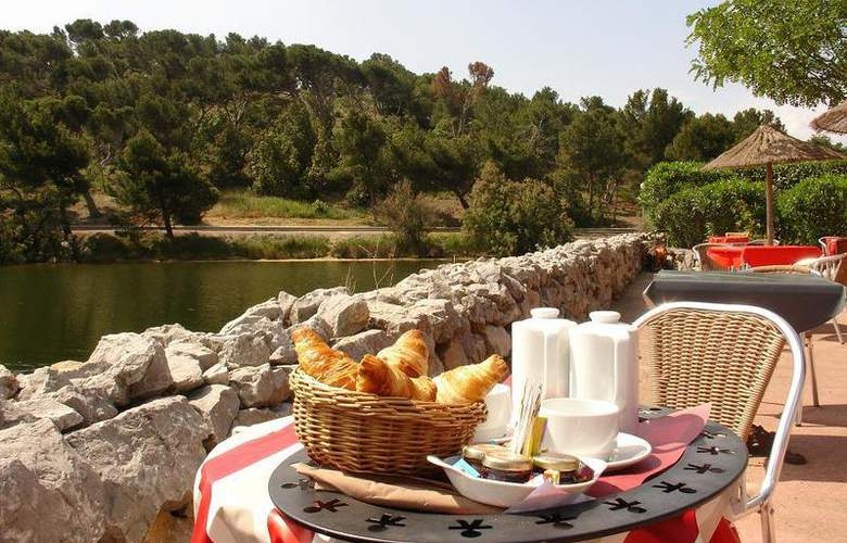 Best Western Du Casino Le Phoebus - Restaurant - 56