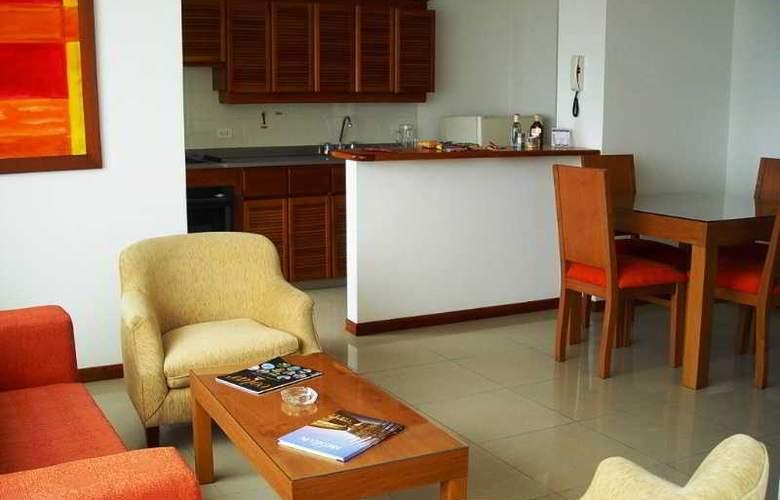 Portal del Rodeo Aparta Hotel - Room - 4