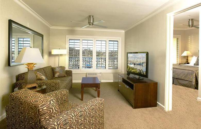 Island Palms Hotel & Marina - Room - 25