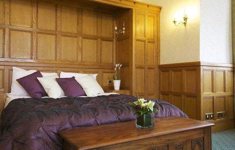 Best Western Salford Hall - Hotel - 13