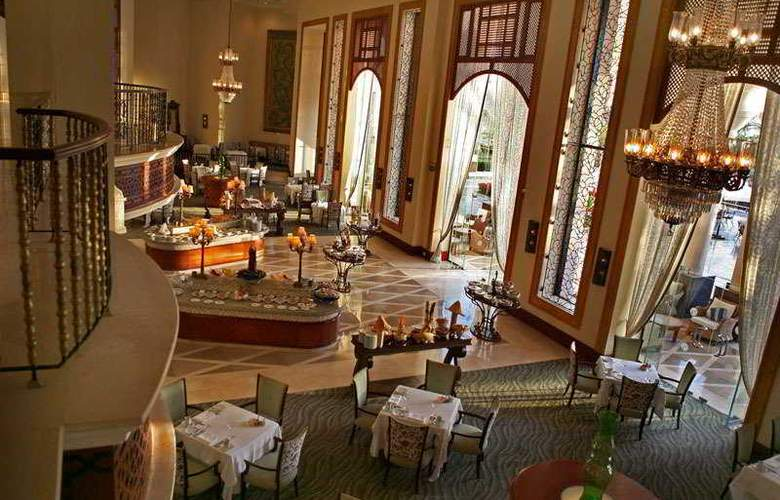 Intercontinental The Palace Port Ghalib - Restaurant - 4