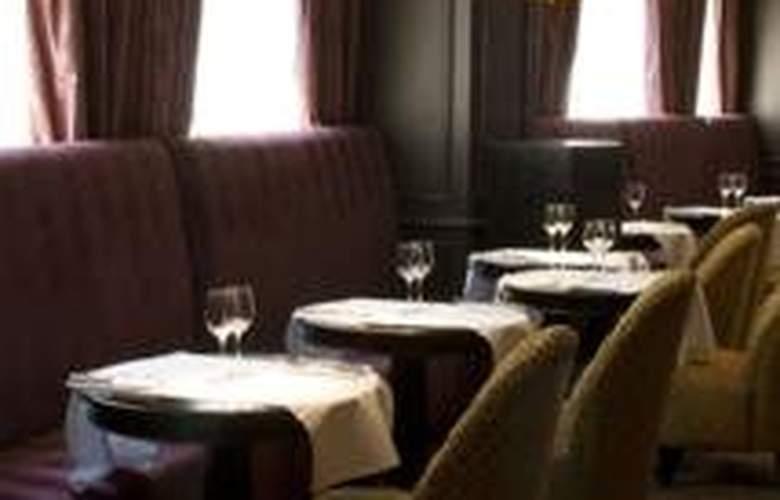Grand Tonic Hôtel Biarritz - Restaurant - 6
