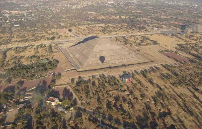 Villas Arqueologicas Teotihuacan - Sport - 33