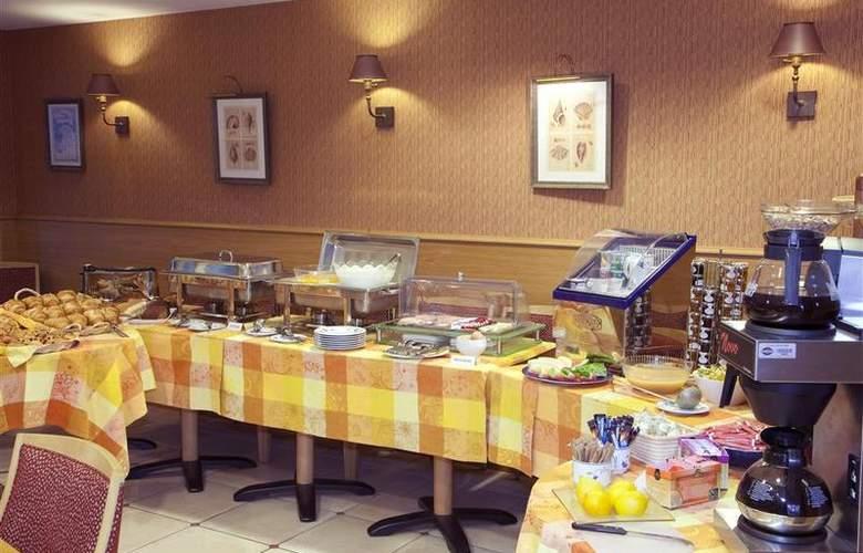 Best Western Alexandra - Restaurant - 22
