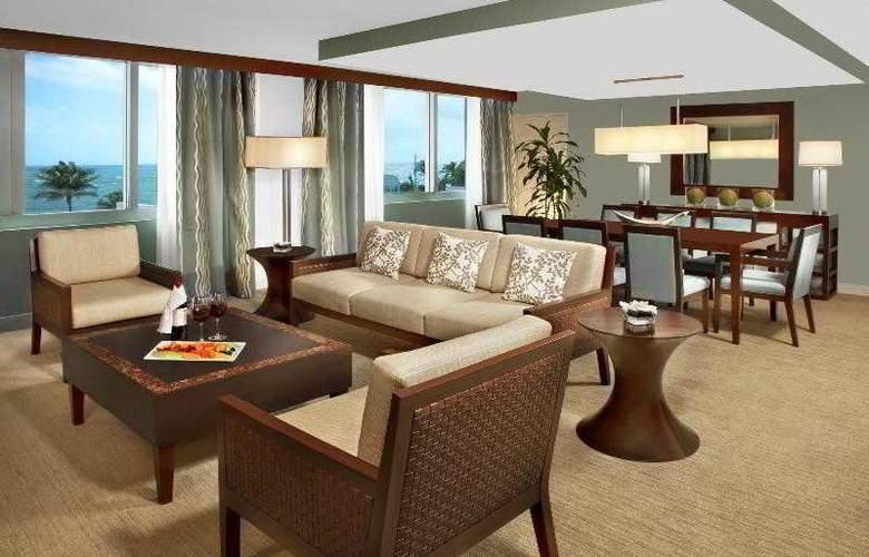 The Westin Fort Lauderdale Beach Resort - Room - 39