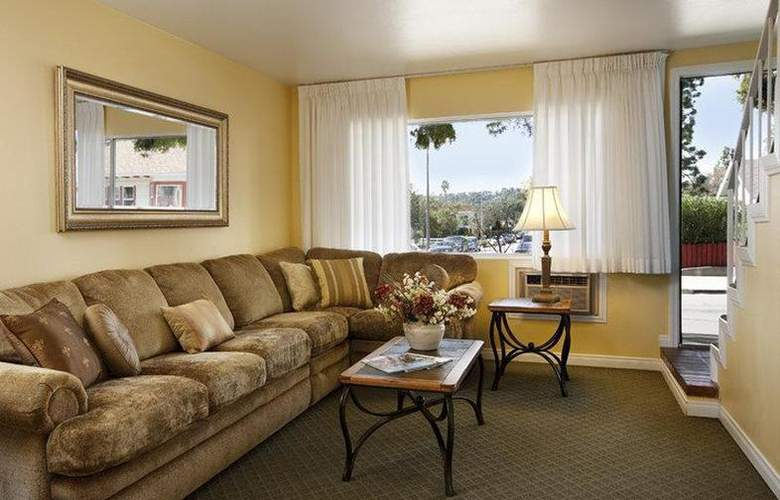 Best Western Plus Encina Lodge & Suites - Room - 22
